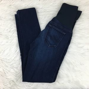 AG Adriano Goldshmied 26R Maternity Jeans Petite